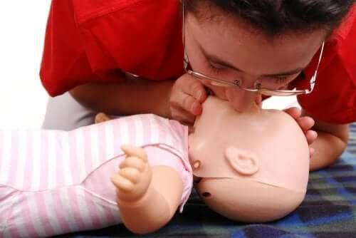 Suporte básico de vida em pediatria