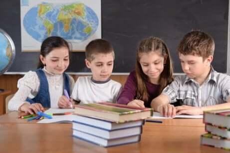 A aprendizagem colaborativa em sala de aula