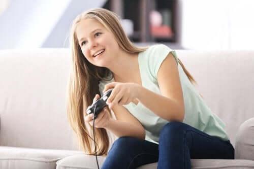 Videogames na adolescência