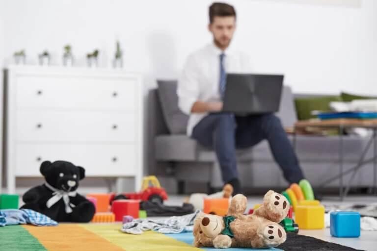 Dicas para a quarentena: cuidar das crianças e trabalhar em casa