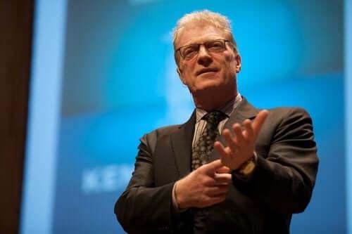 Chaves de Ken Robinson para desenvolver a criatividade