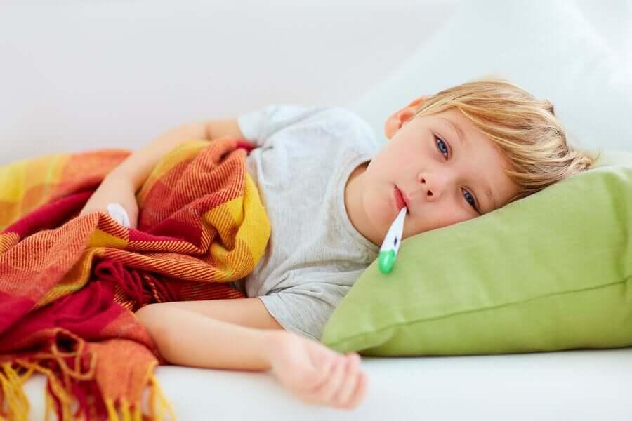 Febre e sonolência em crianças: o que fazer?