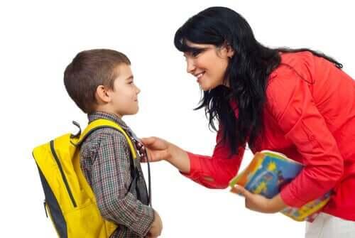 preparar a mochila escolar