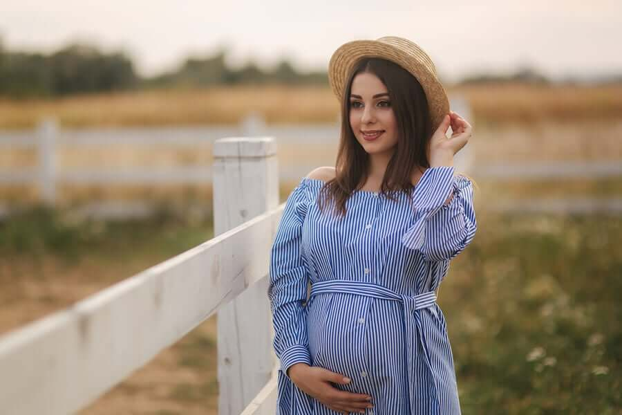 As roupas que melhor se adaptam às mulheres grávidas