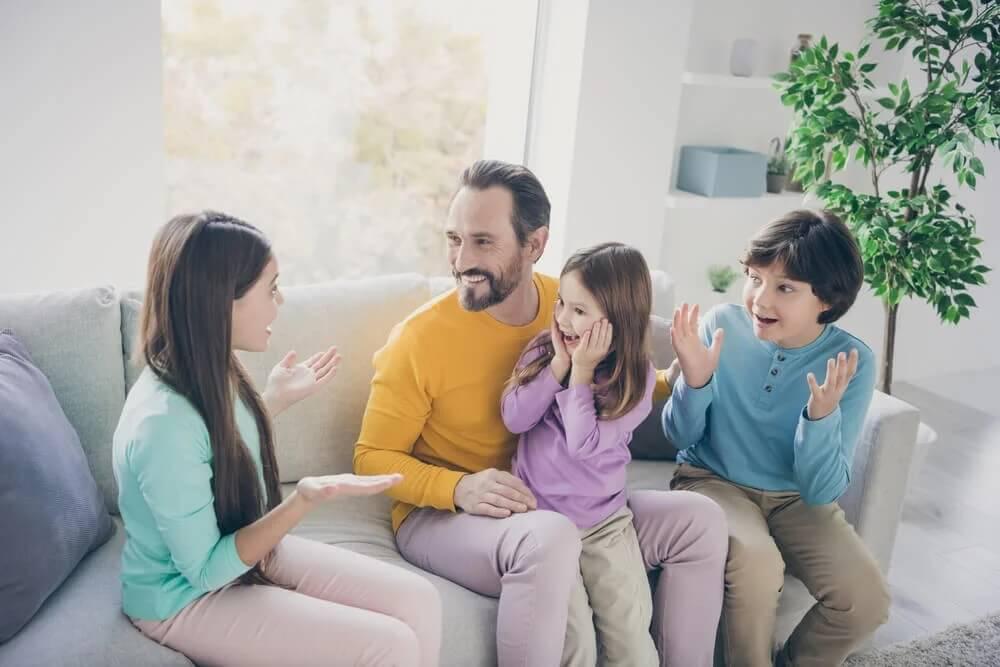 Melhorar a relação com nossos filhos na quarentena