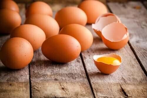 Meu filho é alérgico ao ovo