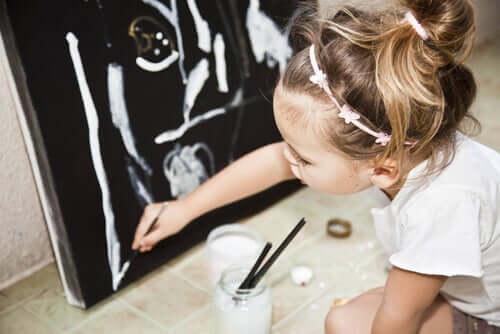Ajude seu filho a descobrir seus talentos