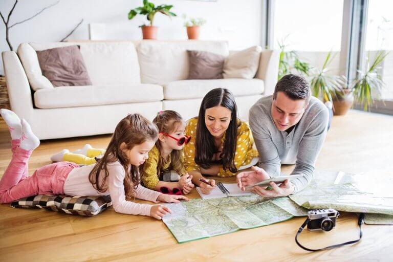 5 maneiras de economizar ao viajar em família