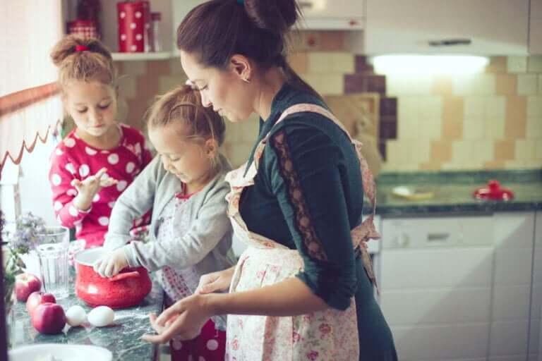 13 ideias para ser uma mãe divertida