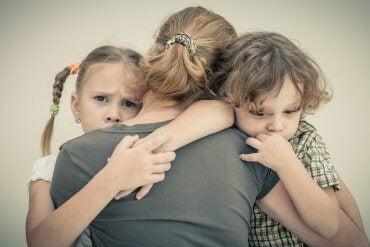 Não deixe sua ansiedade afetar seus filhos