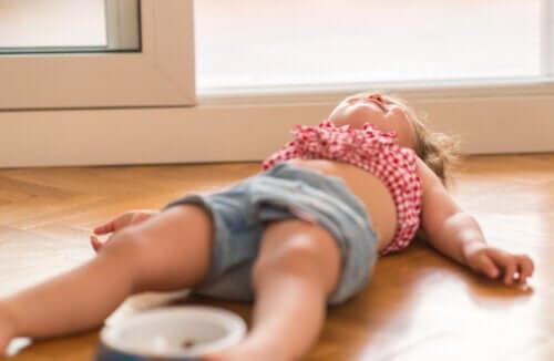 A crise da adolescência infantil