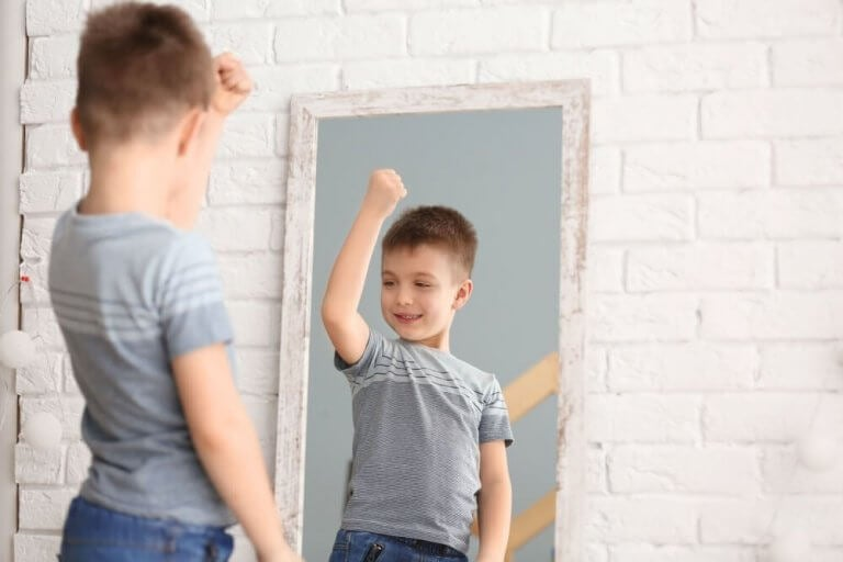 Por que é importante transmitir mensagens positivas sobre o corpo na frente das crianças