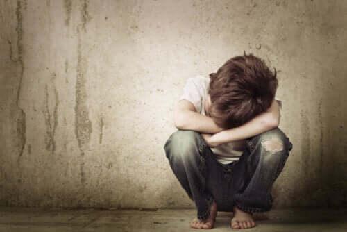 sinais de carência afetiva em crianças