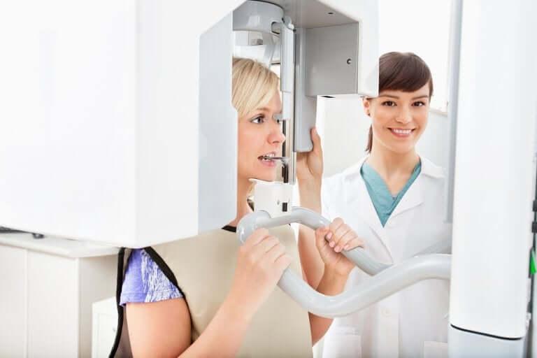 Como os raios-X afetam a gravidez?