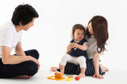 tom de voz que você deve usar ao disciplinar os seus filhos