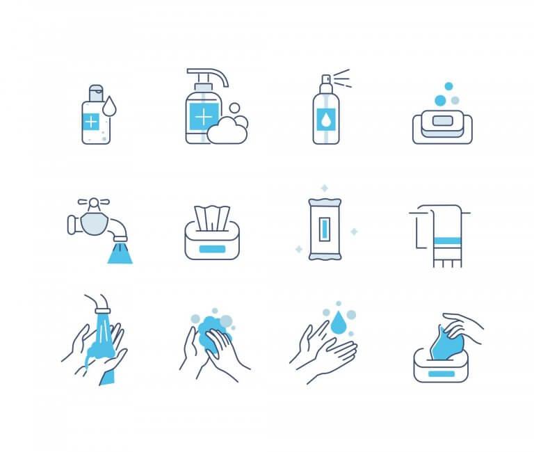 O que é uma agenda visual com pictogramas?