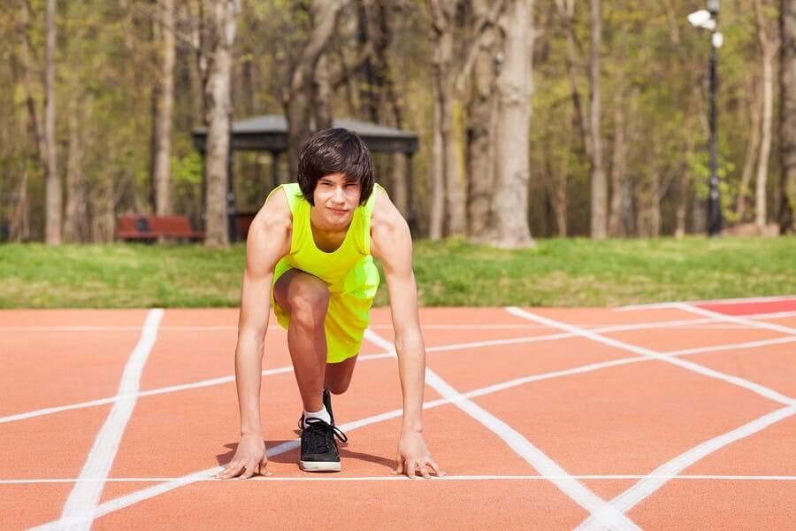 Os esportes mais praticados pelos adolescentes