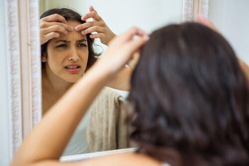 Manchas e alterações na pele durante a gravidez