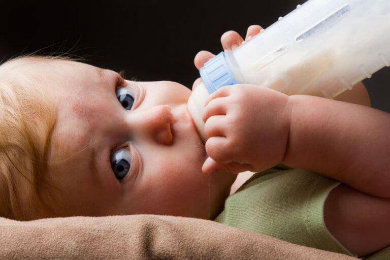 Como escolher a melhor fórmula infantil?
