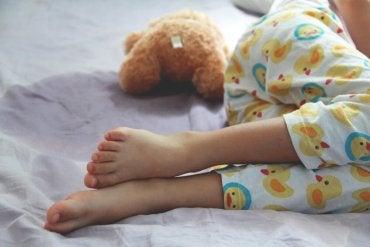 Enurese noturna em crianças