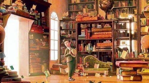 Os Fantásticos Livros Voadores do Senhor Morris Lessmore