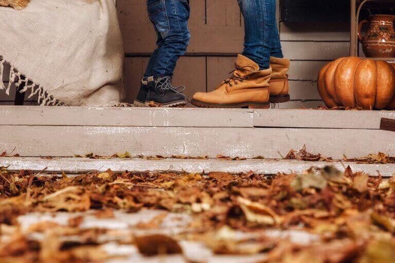 6 ideias fáceis e baratas para decorar a casa no outono