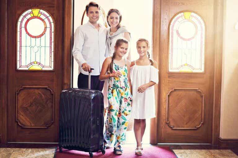 5 opções de acomodação para as viagens em família