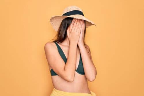 O que fazer quando as meninas sentem vergonha dos seus corpos