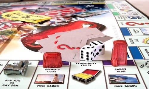 Jogos de tabuleiro para aprender inglês