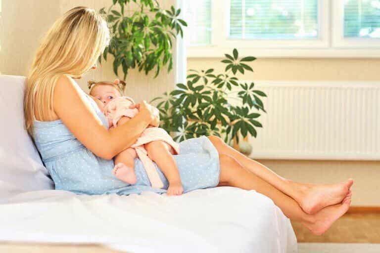 Travesseiros e almofadas de amamentação