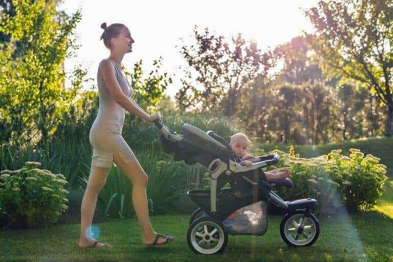 Quais são os tipos de carrinho de bebê existentes?