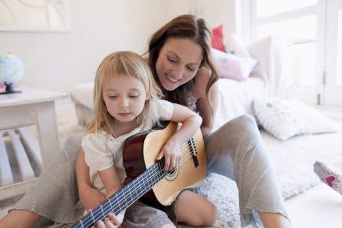 escolher o melhor instrumento musical para o meu filho