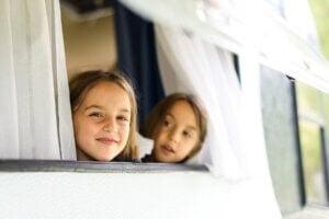 Viajar de motorhome com as crianças: experimente!