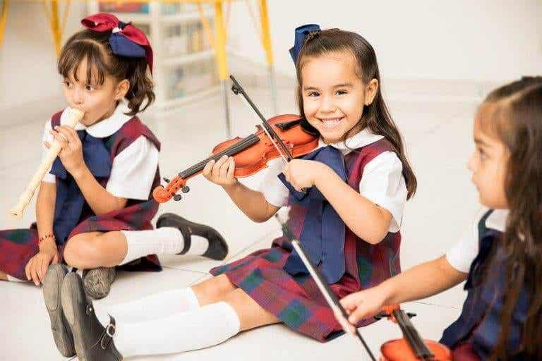 Como escolher o melhor instrumento musical para o meu filho?