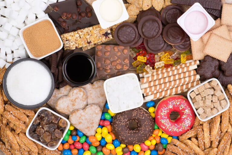 Ideias para fazer um bolo de doces