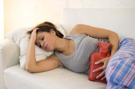 mudanças na estrutura cerebral das mulheres durante a menstruação