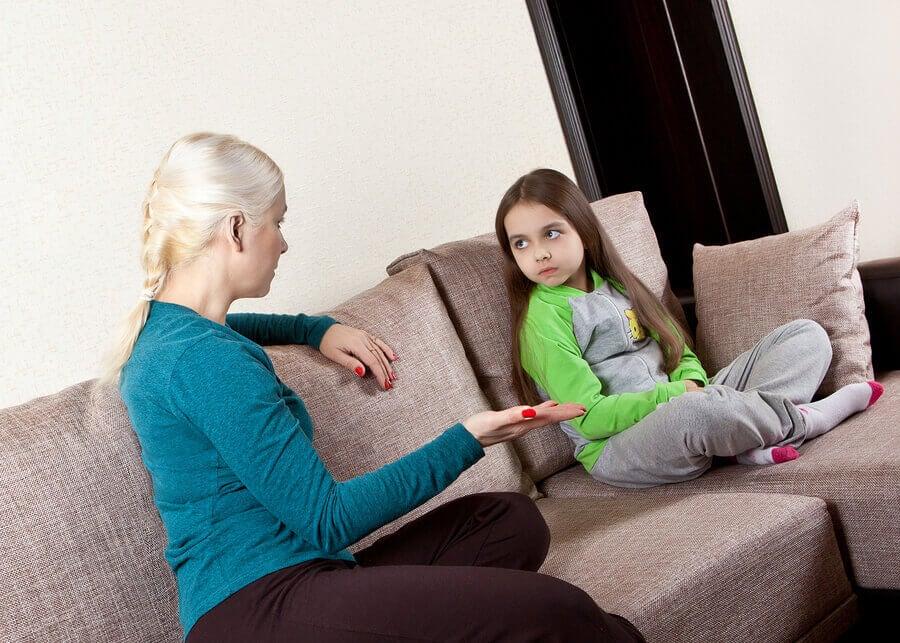 Como usar a psicologia reversa com crianças?