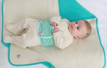 Método Kusi Wawa para aliviar as cólicas em bebês