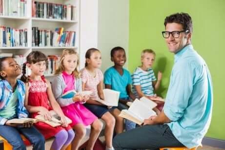 razões para levar o meu filho a um contador de histórias