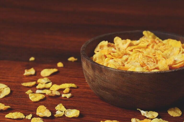 Qual é a contribuição dos cereais para a dieta das crianças?