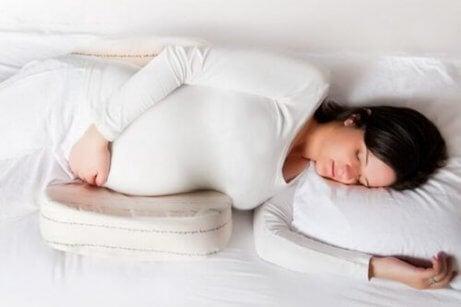 Tipos de travesseiros para gestantes