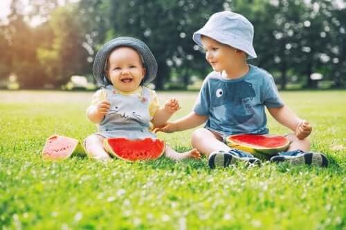 Mudanças no comportamento da criança diante da chegada de um irmão