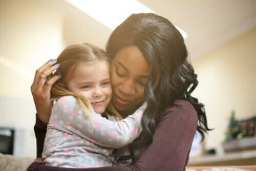 Quando você se sentiu mãe pela primeira vez?