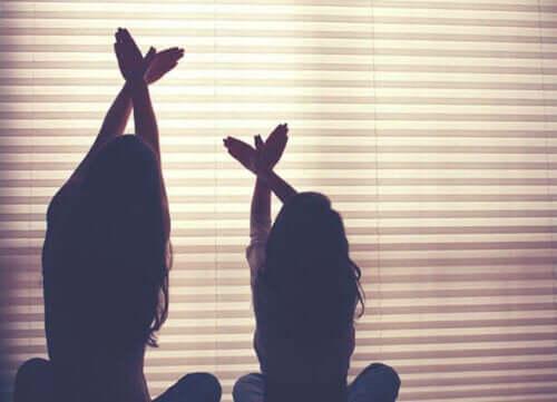 Como fazer um teatro de sombras em casa