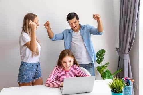 Ensine ao seu filho que a motivação é algo que se constrói