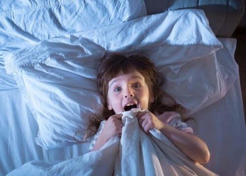 dicas para evitar os pesadelos em crianças