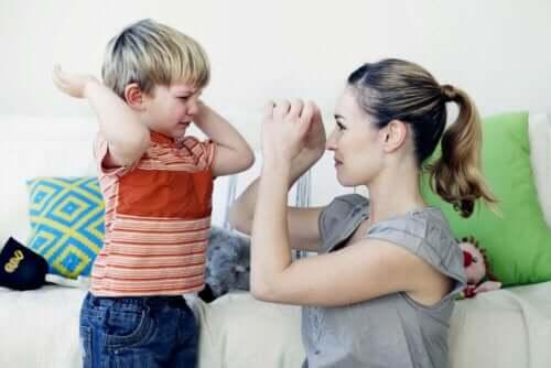 5 técnicas de modificação do comportamento infantil