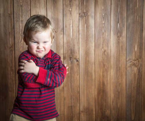 frases para acalmar uma criança irritada