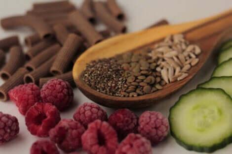 Tratamento dietético para a amenorreia