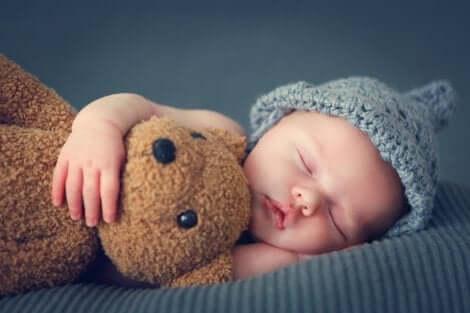 o sono do bebê durante os primeiros três meses